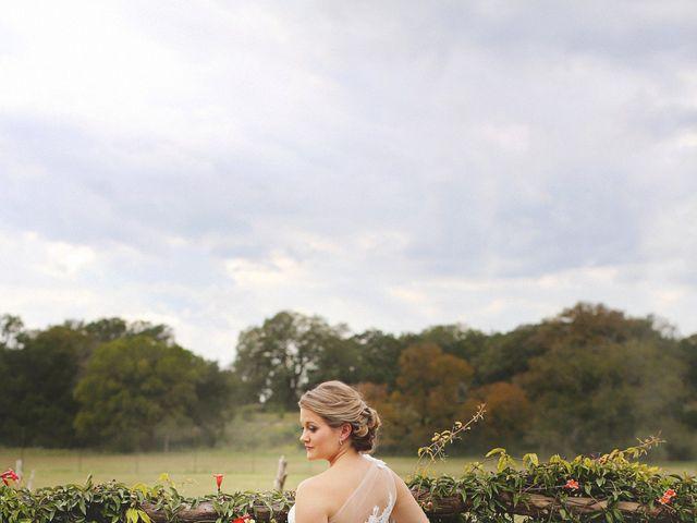 Kelley and Riley's Wedding in Driftwood, Texas 2