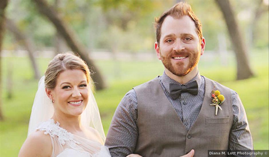 Kelley and Riley's Wedding in Driftwood, Texas