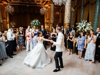 The wedding of Katerina and Taylor 2