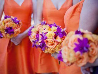 Angela and Carlino's Wedding in Sonoma, California 3