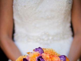 Angela and Carlino's Wedding in Sonoma, California 4