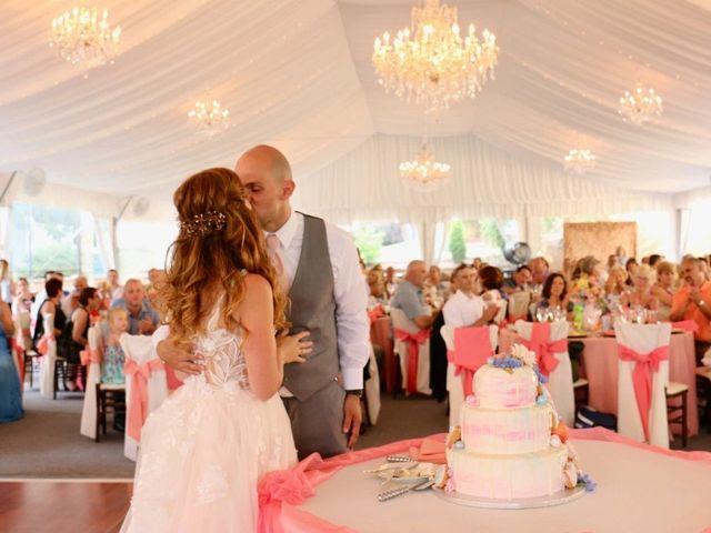 Jordan  and Krista 's Wedding in Freeport, Pennsylvania 1