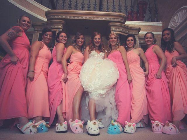 Jordan  and Krista 's Wedding in Freeport, Pennsylvania 3
