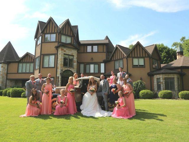 Jordan  and Krista 's Wedding in Freeport, Pennsylvania 5