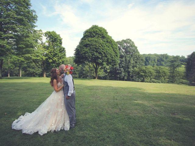 Jordan  and Krista 's Wedding in Freeport, Pennsylvania 7