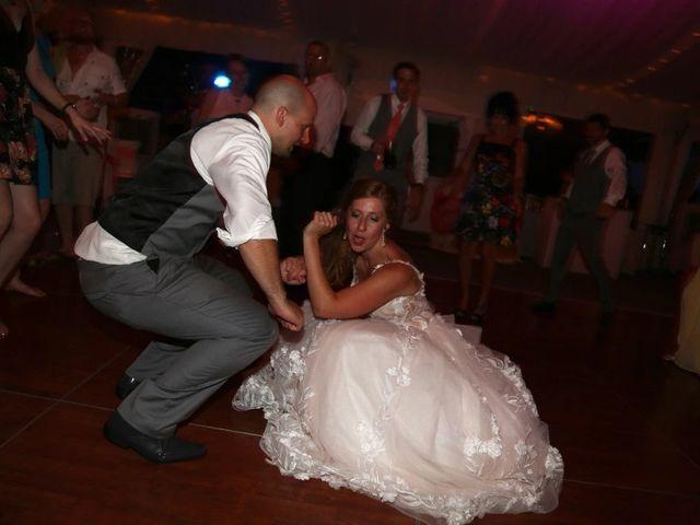 Jordan  and Krista 's Wedding in Freeport, Pennsylvania 8