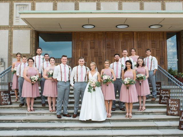 Quintin and Hayli's Wedding in Columbus, Indiana 38