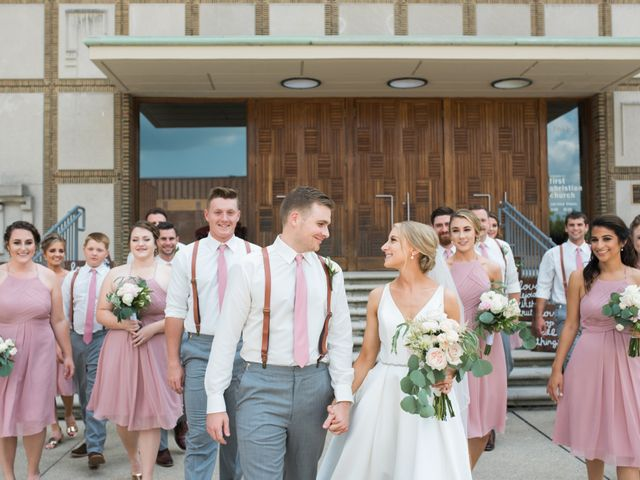 Quintin and Hayli's Wedding in Columbus, Indiana 39