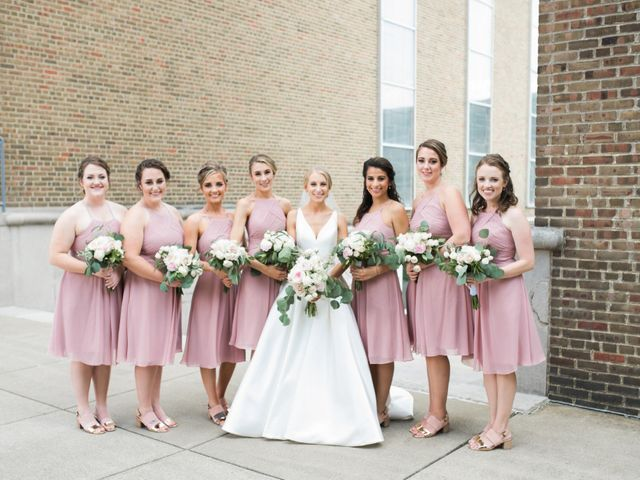 Quintin and Hayli's Wedding in Columbus, Indiana 42