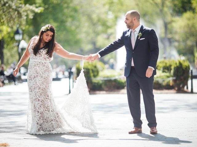 Christopher and Tania's Wedding in New York, New York 1