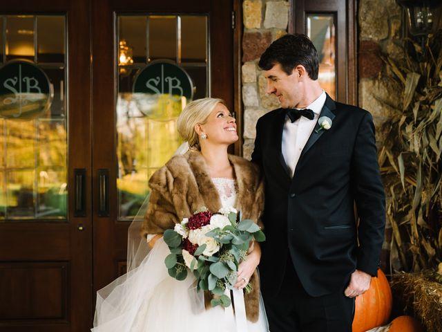 The wedding of Angela and Troy