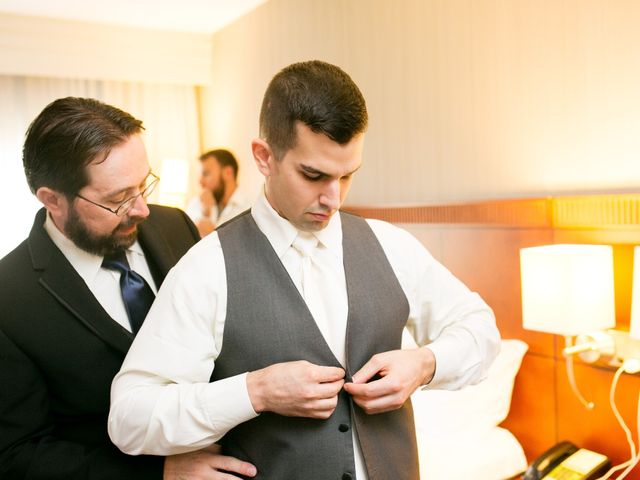 Timothy and Jessica's Wedding in Greensburg, Pennsylvania 7