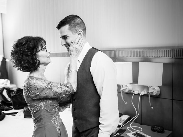 Timothy and Jessica's Wedding in Greensburg, Pennsylvania 8