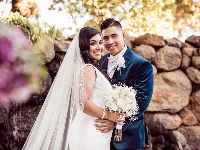 The wedding of Maria and Ryan
