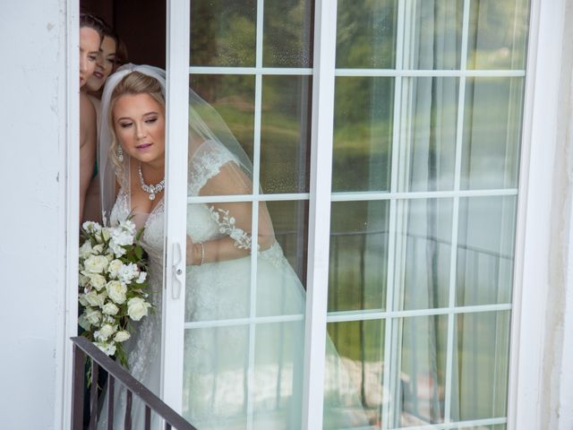 Michael and Amber's Wedding in Scotia, New York 4