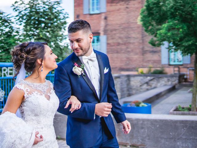 Emily and Michael's Wedding in Rochester, New York 8