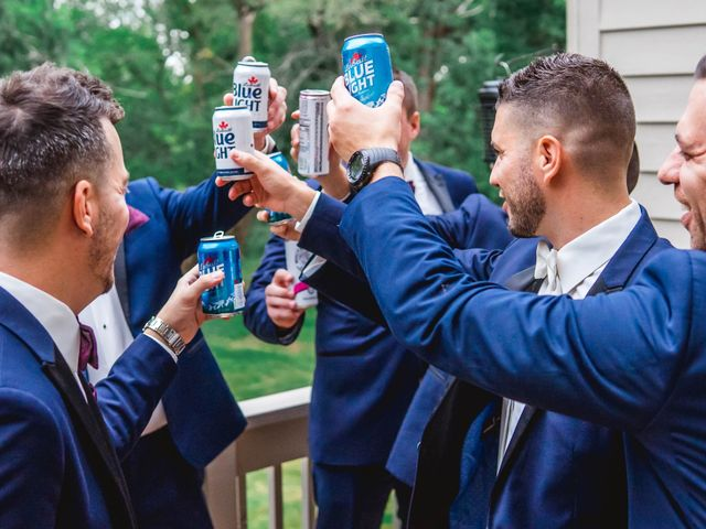 Emily and Michael's Wedding in Rochester, New York 9