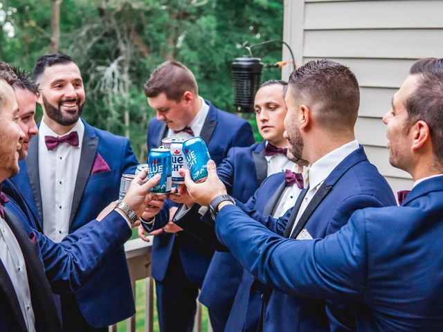 Emily and Michael's Wedding in Rochester, New York 10
