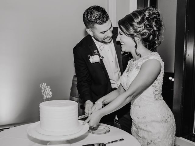 Emily and Michael's Wedding in Rochester, New York 20