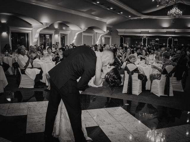 Emily and Michael's Wedding in Rochester, New York 21
