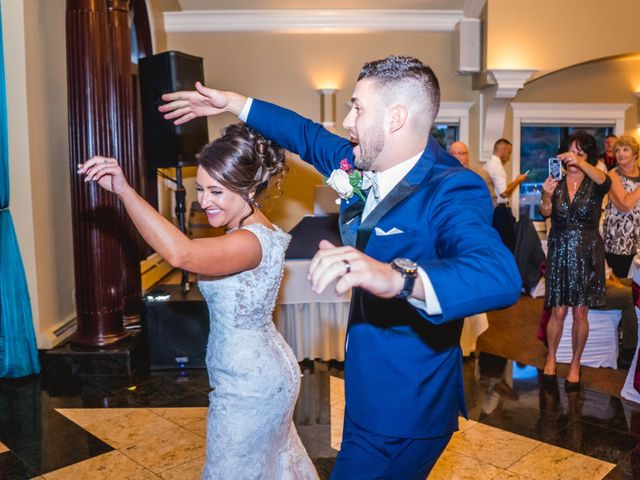 Emily and Michael's Wedding in Rochester, New York 23