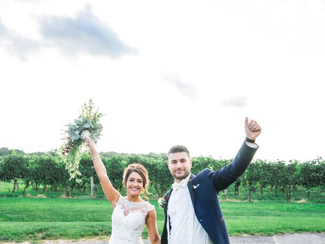Emily and Michael's Wedding in Rochester, New York 25