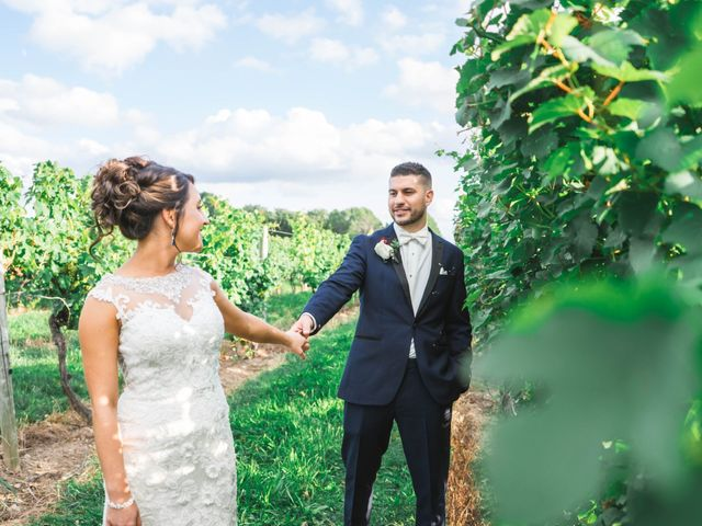 Emily and Michael's Wedding in Rochester, New York 26