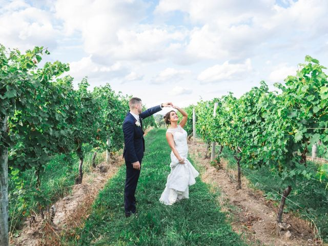 Emily and Michael's Wedding in Rochester, New York 29