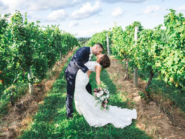 Emily and Michael's Wedding in Rochester, New York 30