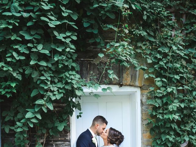 Emily and Michael's Wedding in Rochester, New York 32