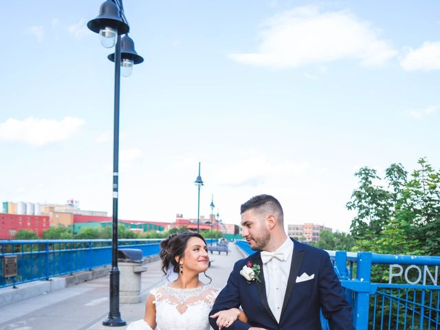 Emily and Michael's Wedding in Rochester, New York 34