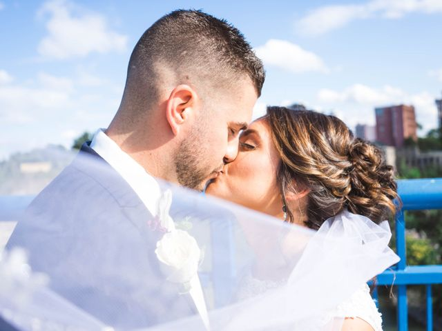 Emily and Michael's Wedding in Rochester, New York 35