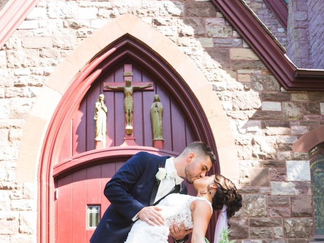 Emily and Michael's Wedding in Rochester, New York 37