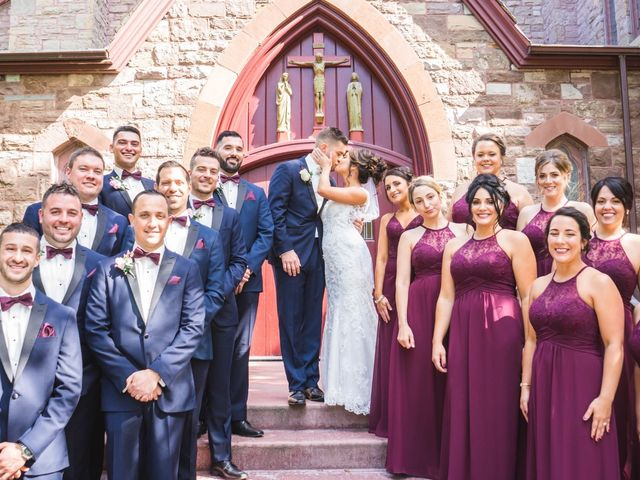 Emily and Michael's Wedding in Rochester, New York 38