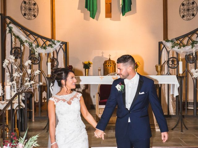 Emily and Michael's Wedding in Rochester, New York 40