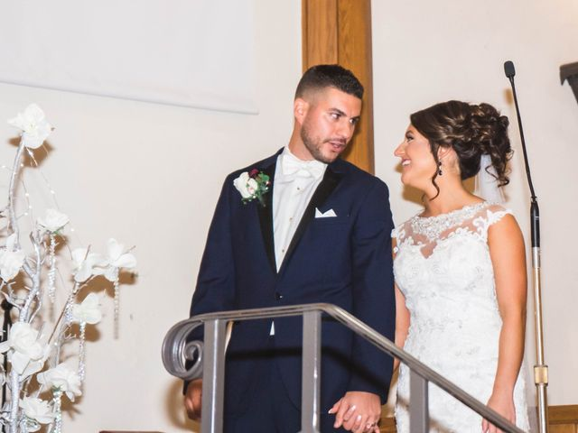 Emily and Michael's Wedding in Rochester, New York 42