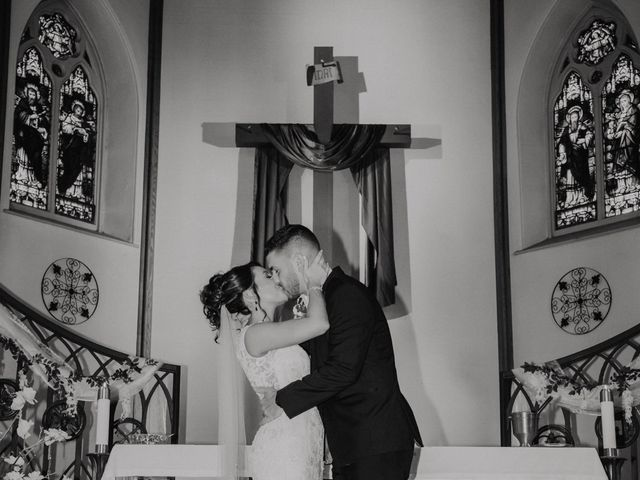Emily and Michael's Wedding in Rochester, New York 44