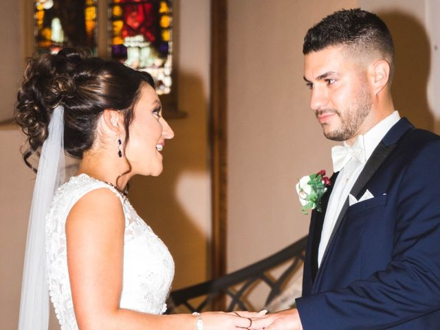Emily and Michael's Wedding in Rochester, New York 45