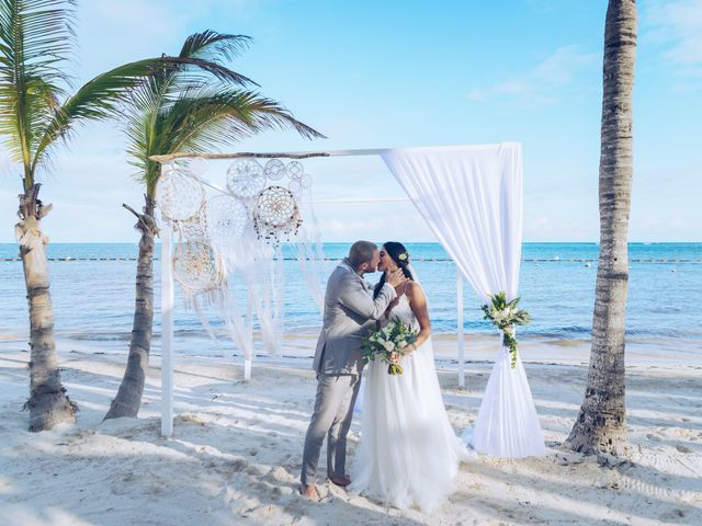 Leo and Marisa's Wedding in Cancun, Mexico 52