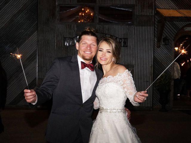 Spencer and Faith's Wedding in Crosby, Texas 3
