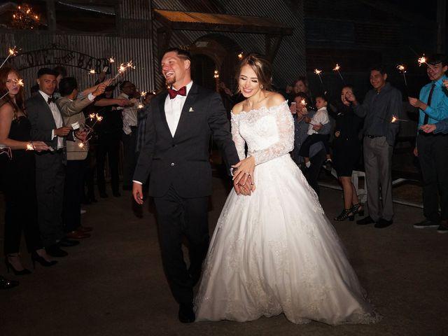 Spencer and Faith's Wedding in Crosby, Texas 4