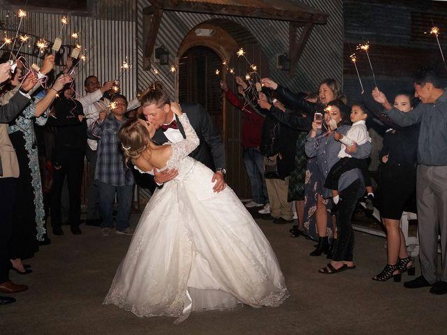 Spencer and Faith's Wedding in Crosby, Texas 1
