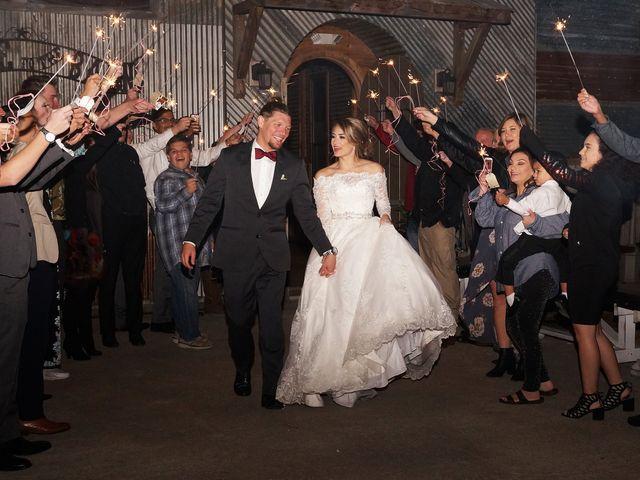 Spencer and Faith's Wedding in Crosby, Texas 5