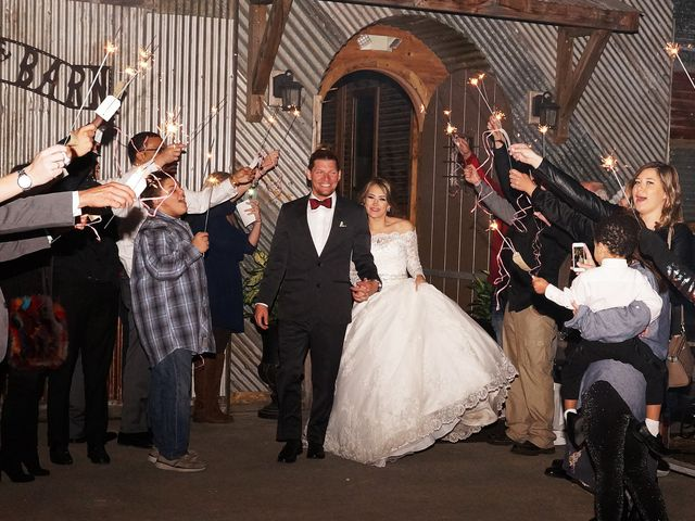 Spencer and Faith's Wedding in Crosby, Texas 6