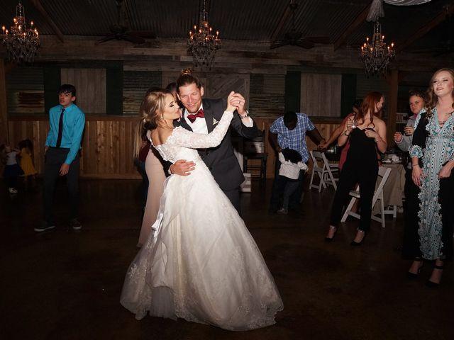 Spencer and Faith's Wedding in Crosby, Texas 7