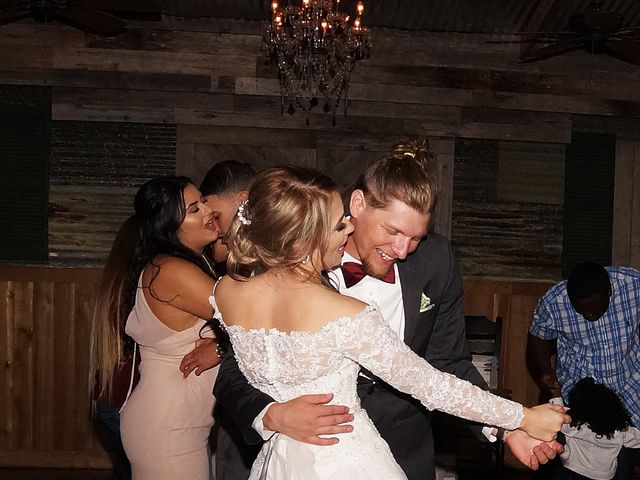 Spencer and Faith's Wedding in Crosby, Texas 8