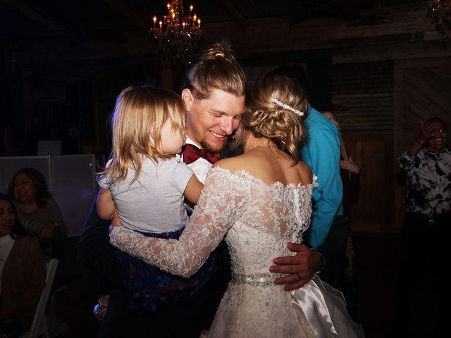Spencer and Faith's Wedding in Crosby, Texas 9