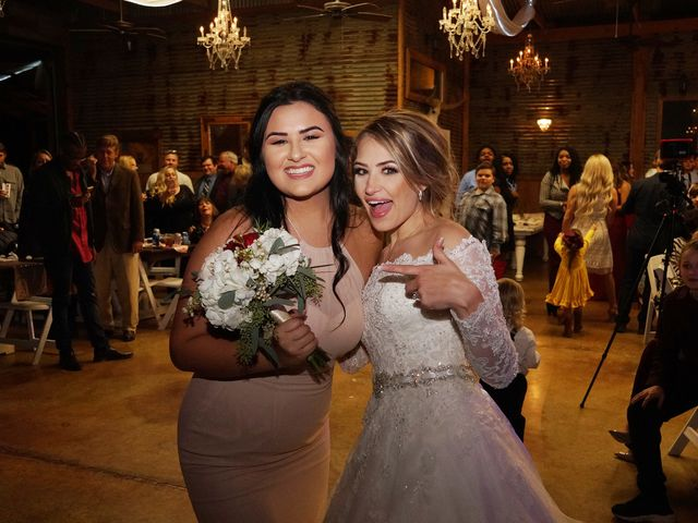 Spencer and Faith's Wedding in Crosby, Texas 11