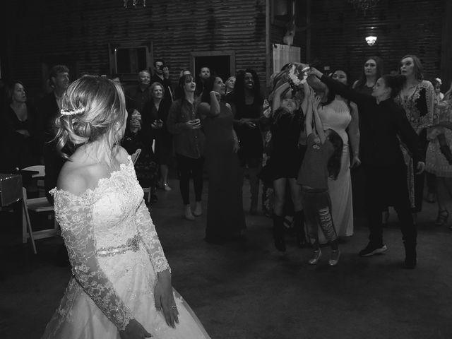 Spencer and Faith's Wedding in Crosby, Texas 12