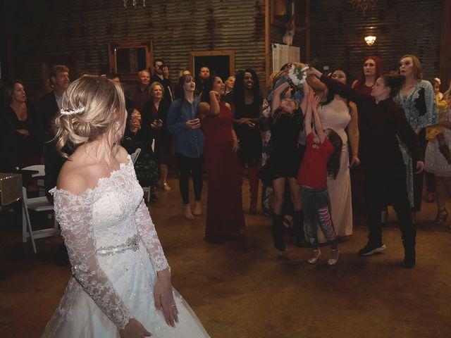Spencer and Faith's Wedding in Crosby, Texas 13